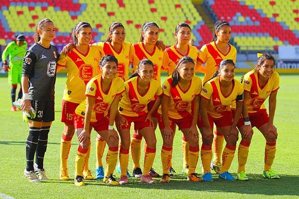 Morelia. Foto: Morelia/Liga Mx Femenil