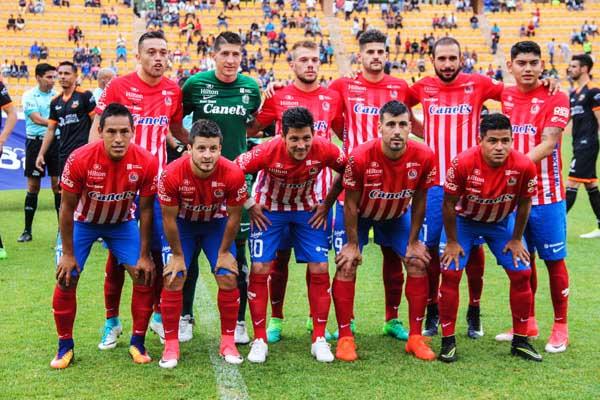 Atlético San Luis. Foto: Atlético San Luis/Copa Mx