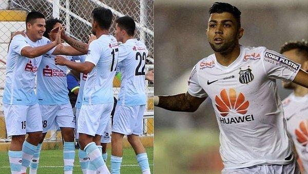 Forman parte del Grupo 6 de la Copa Libertadores.