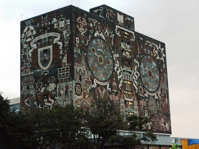La UNAM se mantiene como la mejor universidad del país y la número tres de Latinoamérica.