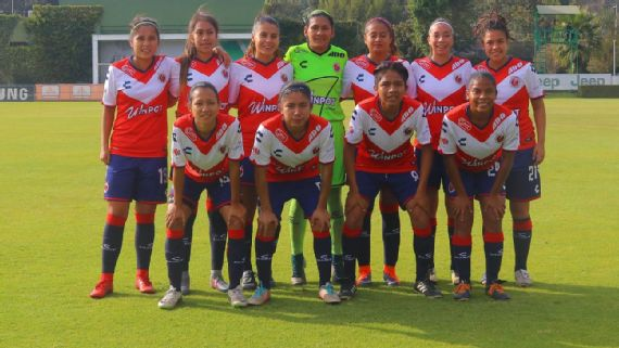 Veracruz. Foto: Veracruz/ Liga Mx Femenil