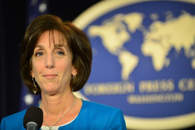 Roberta Jacobson, embajadora de Estados Unidos en México anunció la renuncia a su cargo.