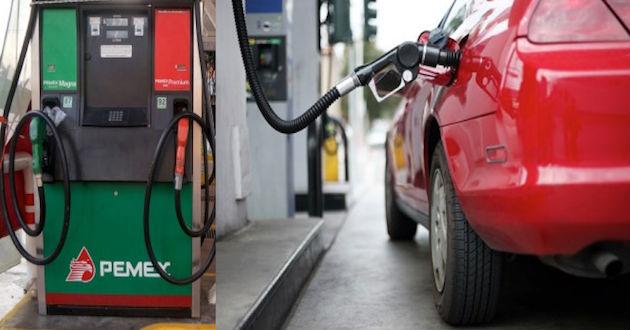 Precio de la gasolina para el día de hoy, 3 de marzo