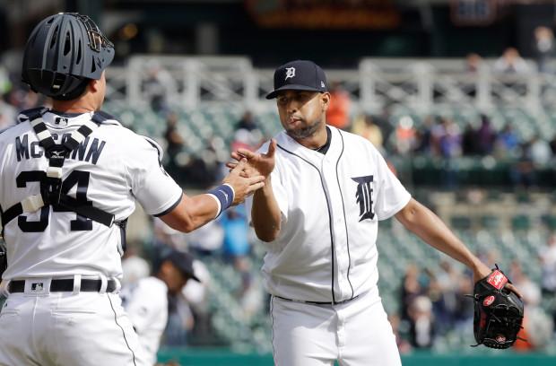 Foto: Internet/ Detroit Tigers vs New York Mets