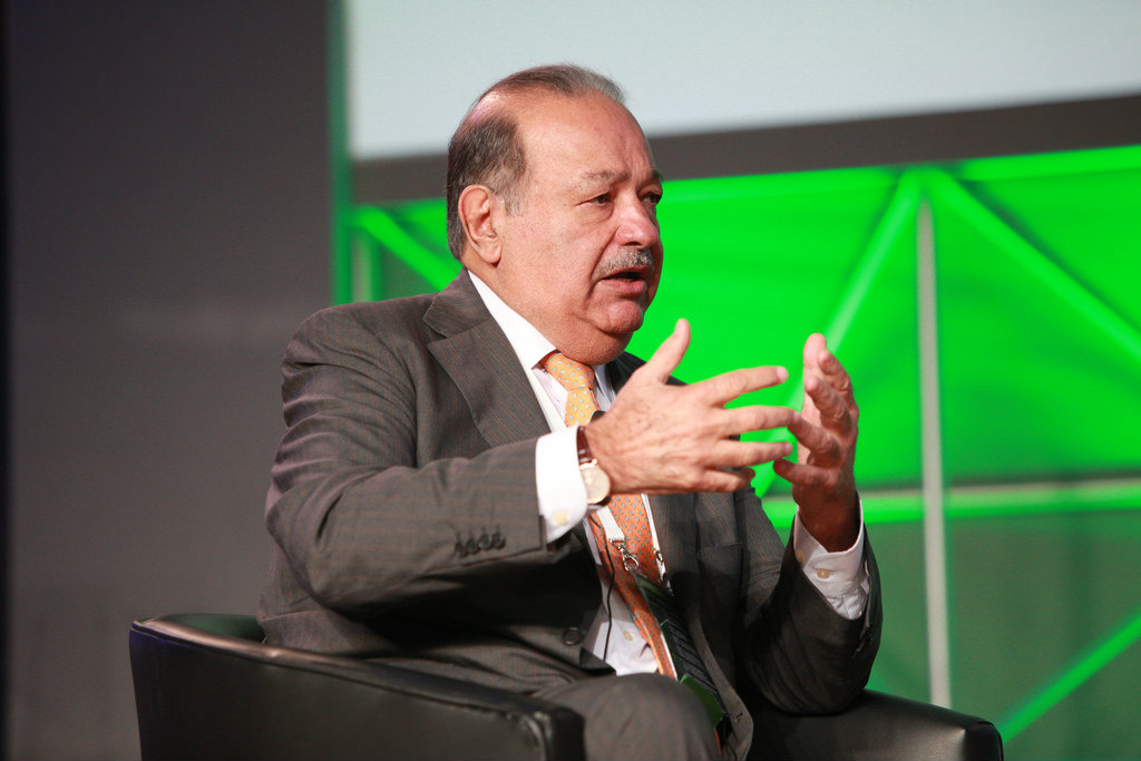 Foto: Carlos Slim/Flickr