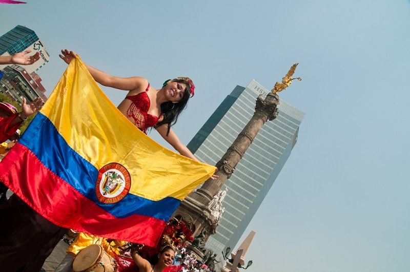 Feria de las Culturas Amigas de la Ciudad de México. Fotografía: Eneas de Troya