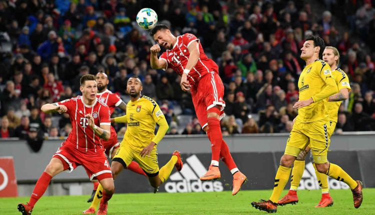 Beskitas vs Bayern Múnich