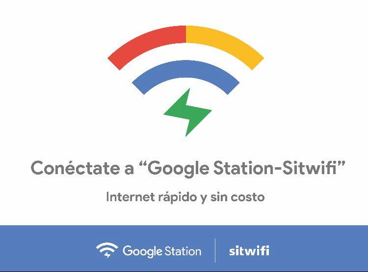 Foto: Google Station/Twitter @googlemexico