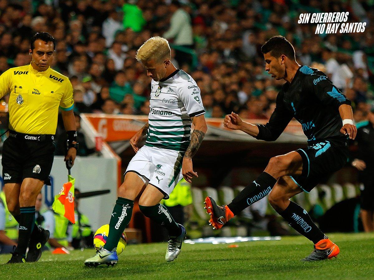 Pueblas vs Santos