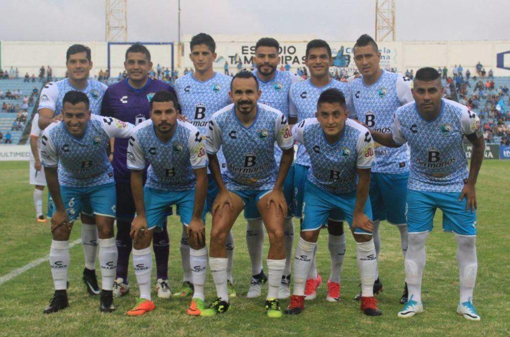 Tampico Madero vs Cimarrones