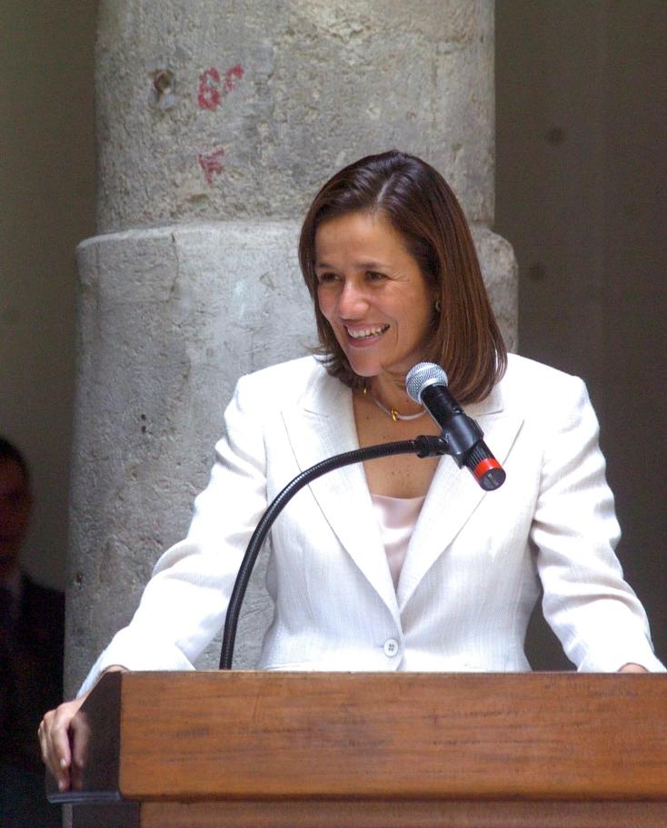 Zavala logra apoyo para ser candidata presidencial independiente