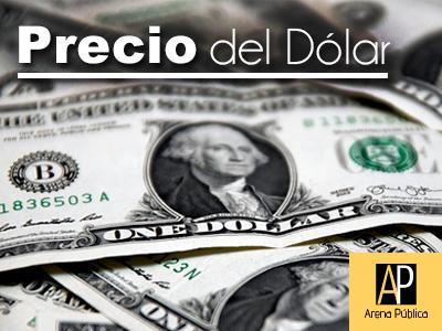 precio dolar hoy