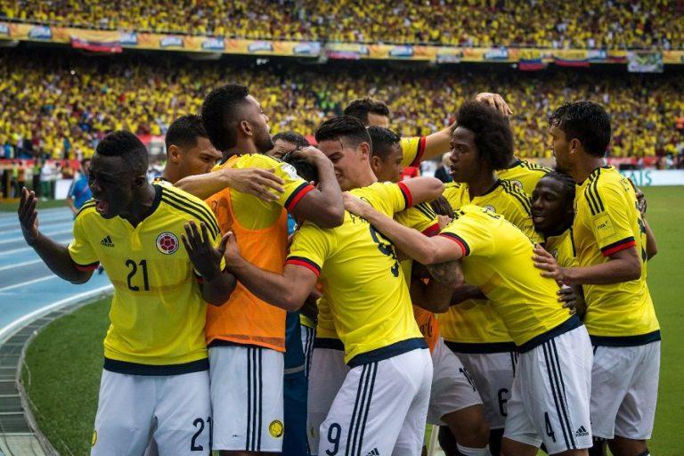 colombia vs australia