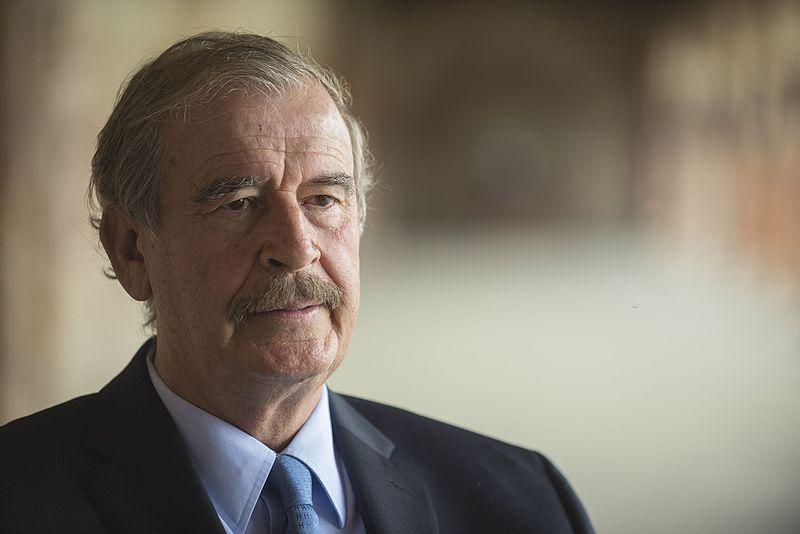Foto: Vicente Fox / Wikimedia Commons