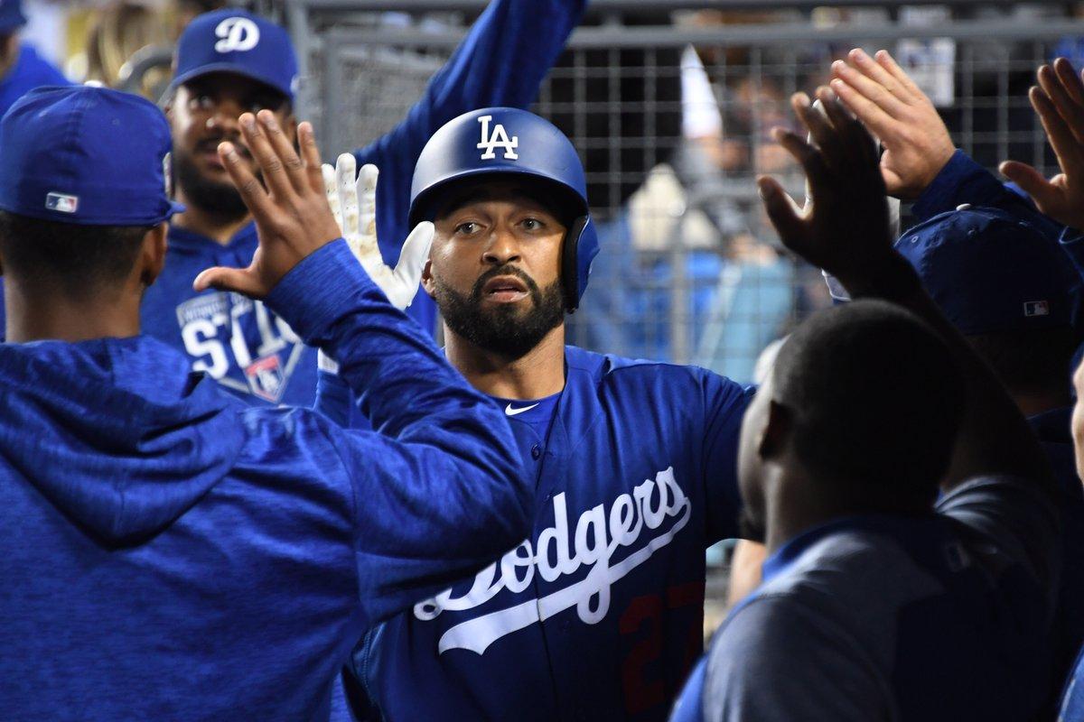 Foto: Los Ángeles, Dodgers / Twitter @Dodgers