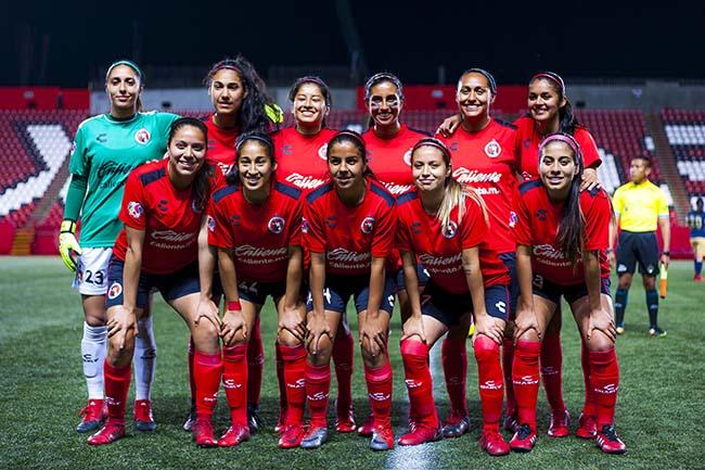 Foto: Tijuana/Liga Mx Femenil