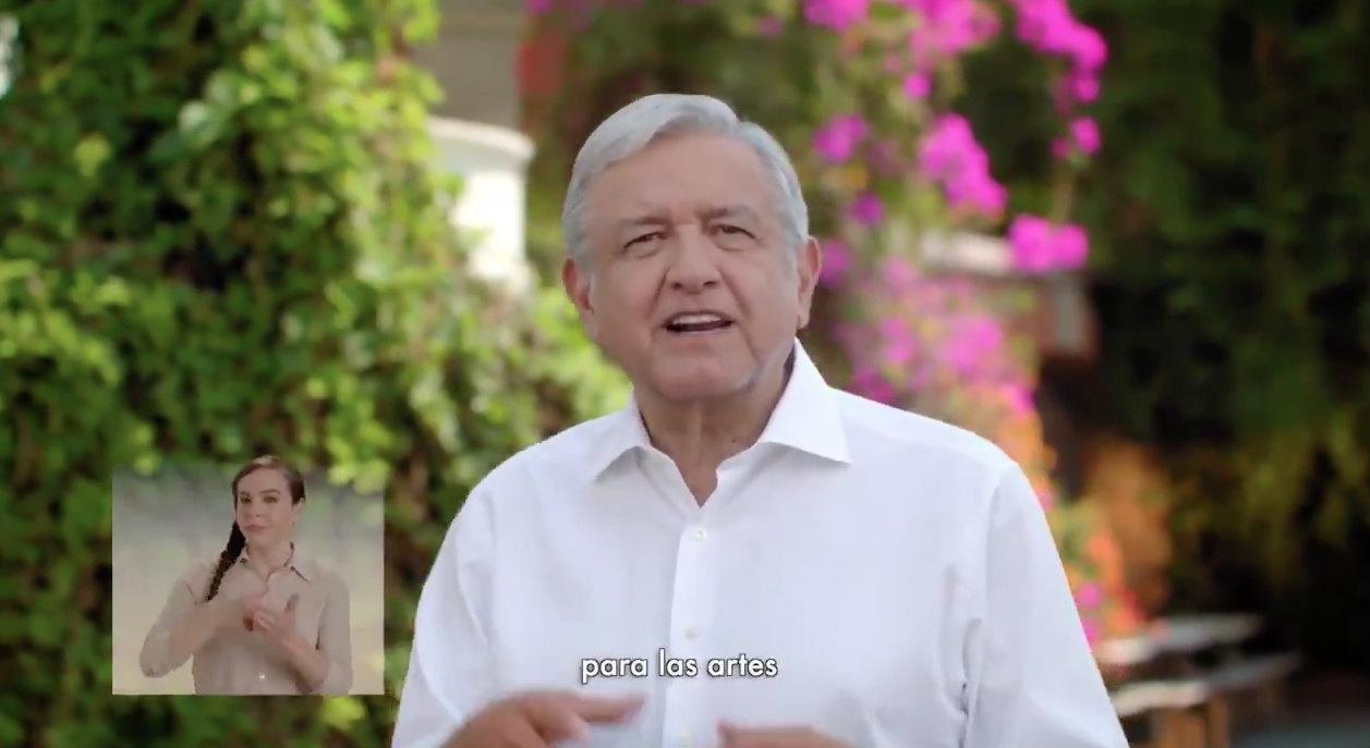 Foto: Andrés Manuel López Obrador / Spot
