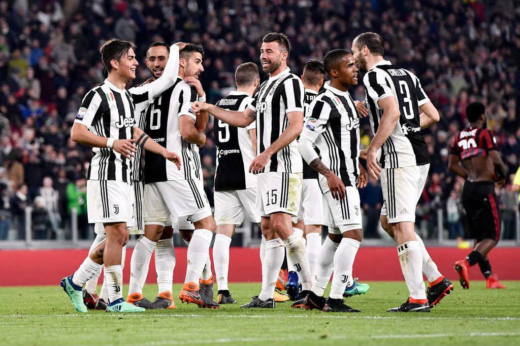Foto: Juventus / Twitter @juventusfc