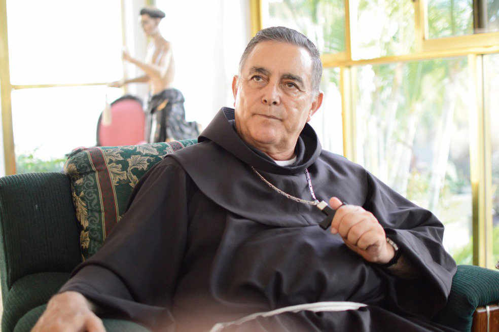 Foto: Obispo Salvador Rangel Mendoza / El Universal