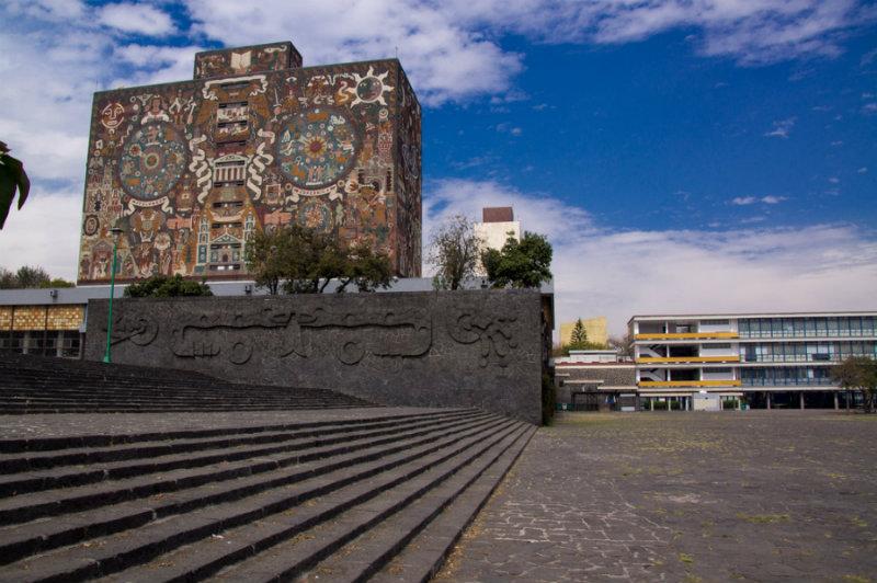 UNAM/ Fuente: Flickr