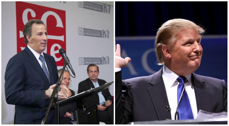Meade y Trump/ Fuente: Flickr