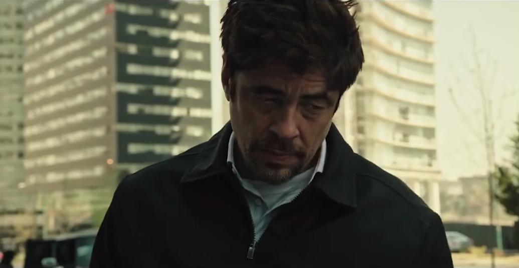 Foto: Benicio del Toro / Captura de Pantalla
