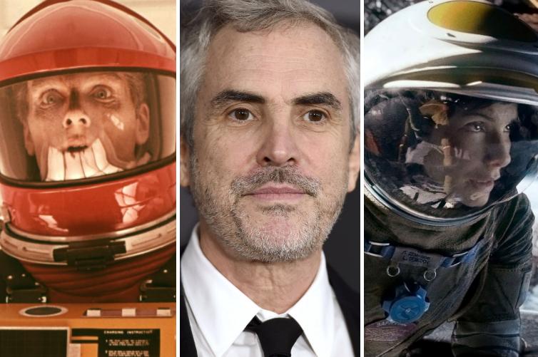 Gravity tuvo varias referencias de la obra de Kubrick.