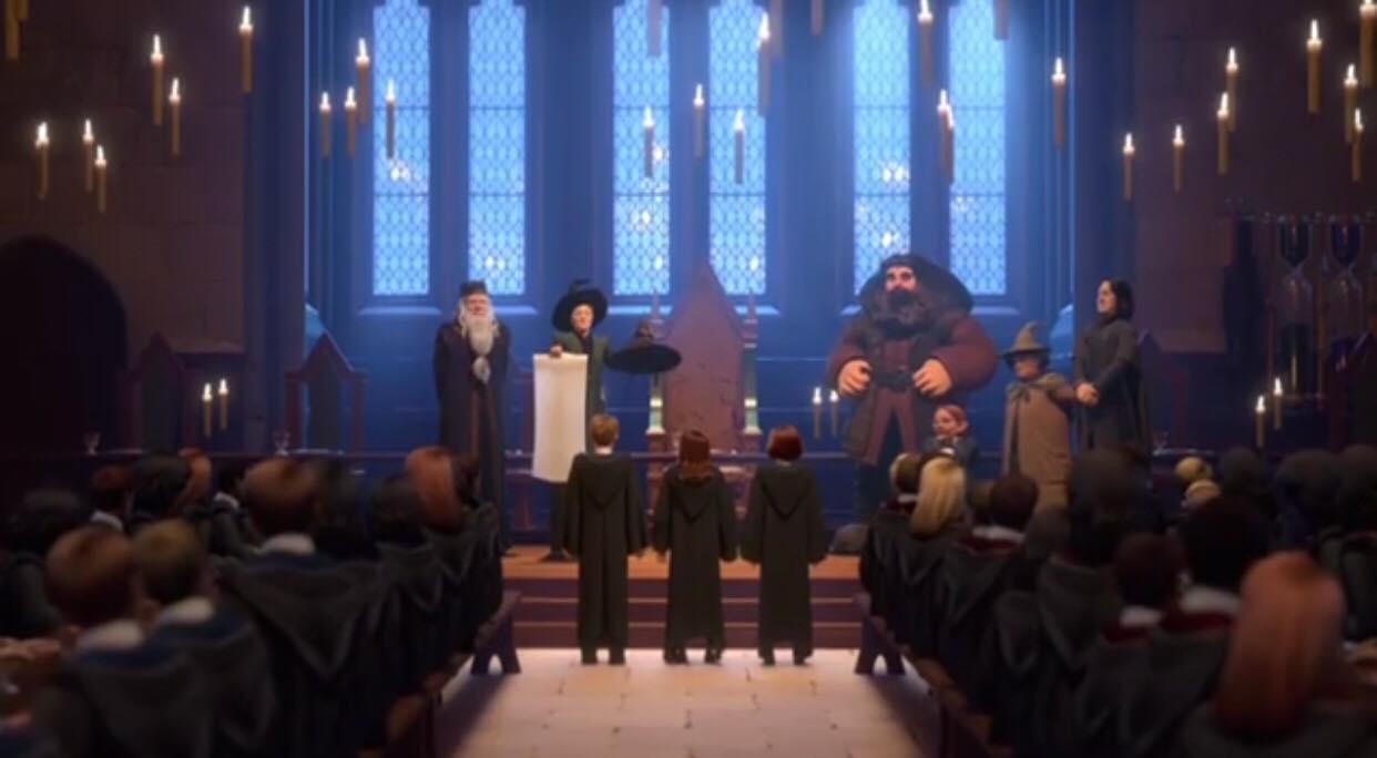 Foto: Harry Potter: Hogwarts Mystery / Instagram @portkeygames
