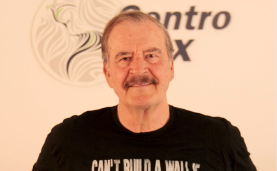 Foto: Vicente Fox / Twitter @VicenteFoxQue