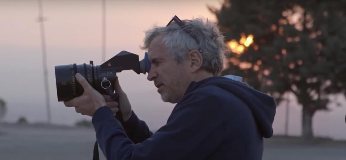 Foto: Alfonso Cuarón / Captura de Pantalla YouTube