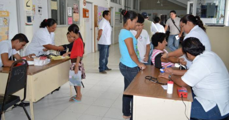 La OCDE ha propuesto a México aumentar el paquete de servicios que ofrece el Seguro Popular