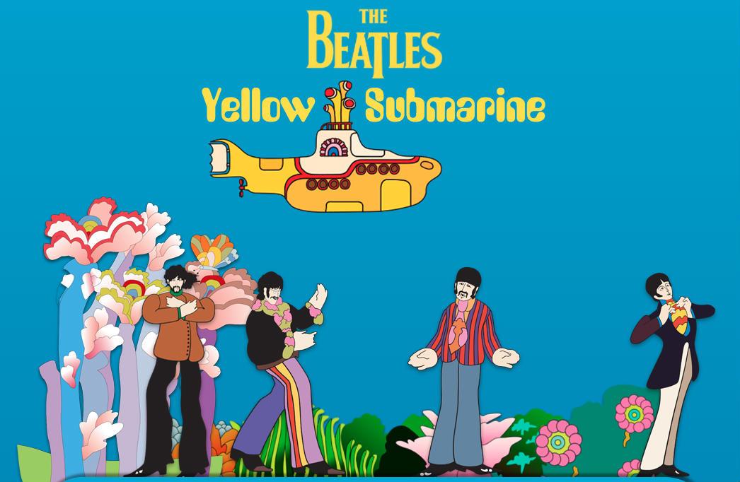 Foto: The Beatles / Yellow Submarine Film Web