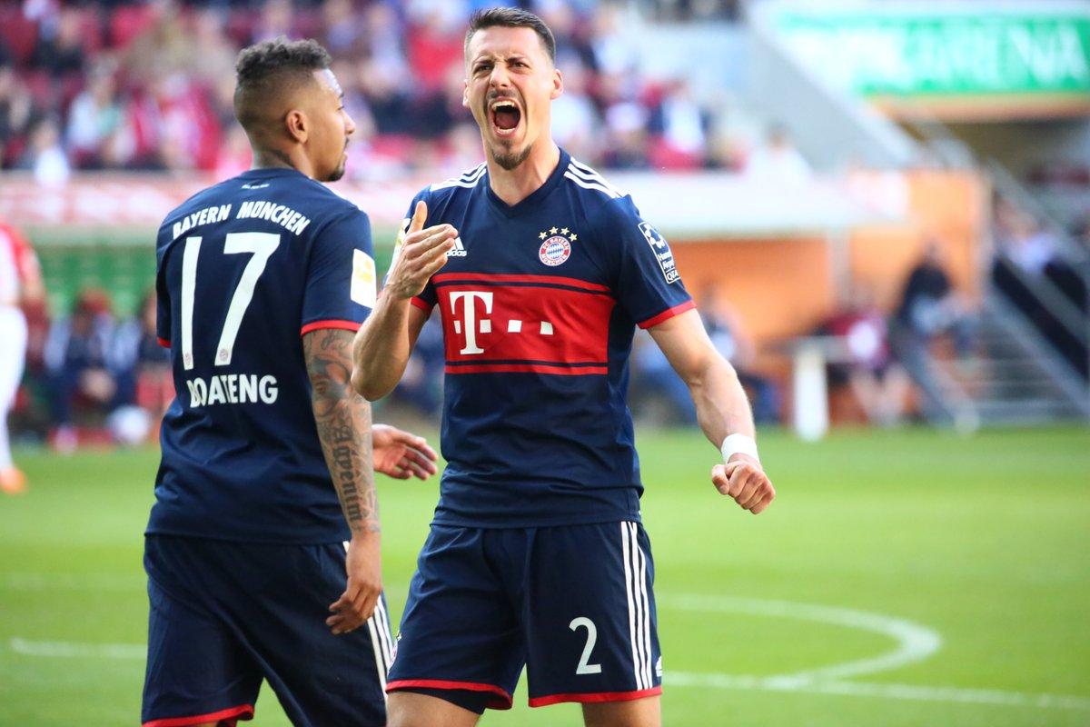 Foto: Bayern Munich / Twitter @FCBayern