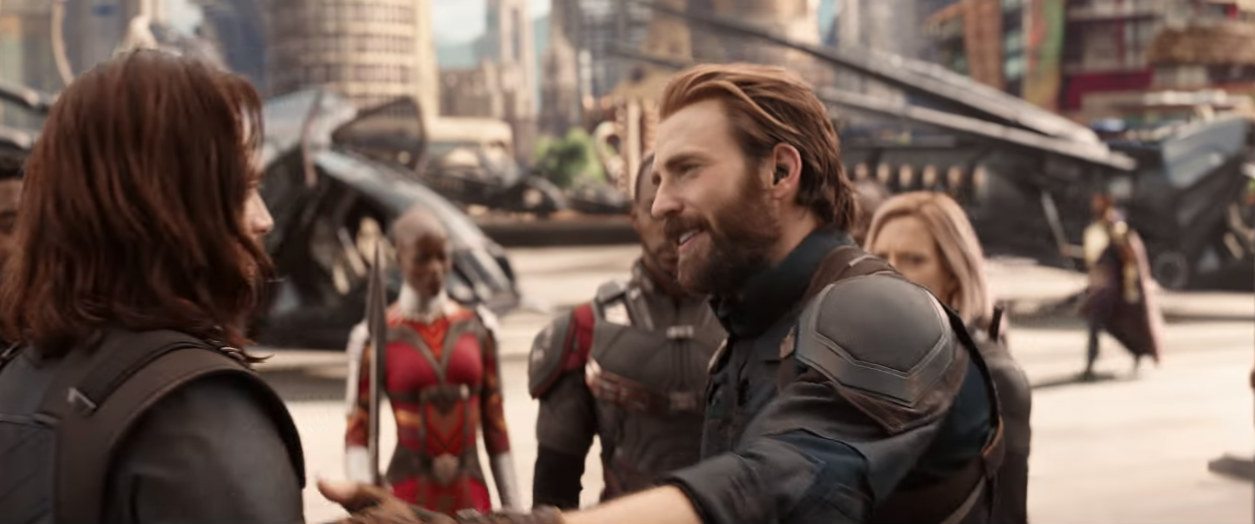 Foto: Avengers: Infinity War / Captura de pantalla