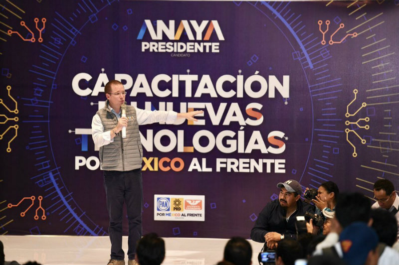 Ricardo Anaya/Fuente: Twitter