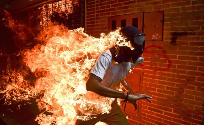 Foto: Venezuela Crisis / Fotógrafo: Ronaldo Schemidt