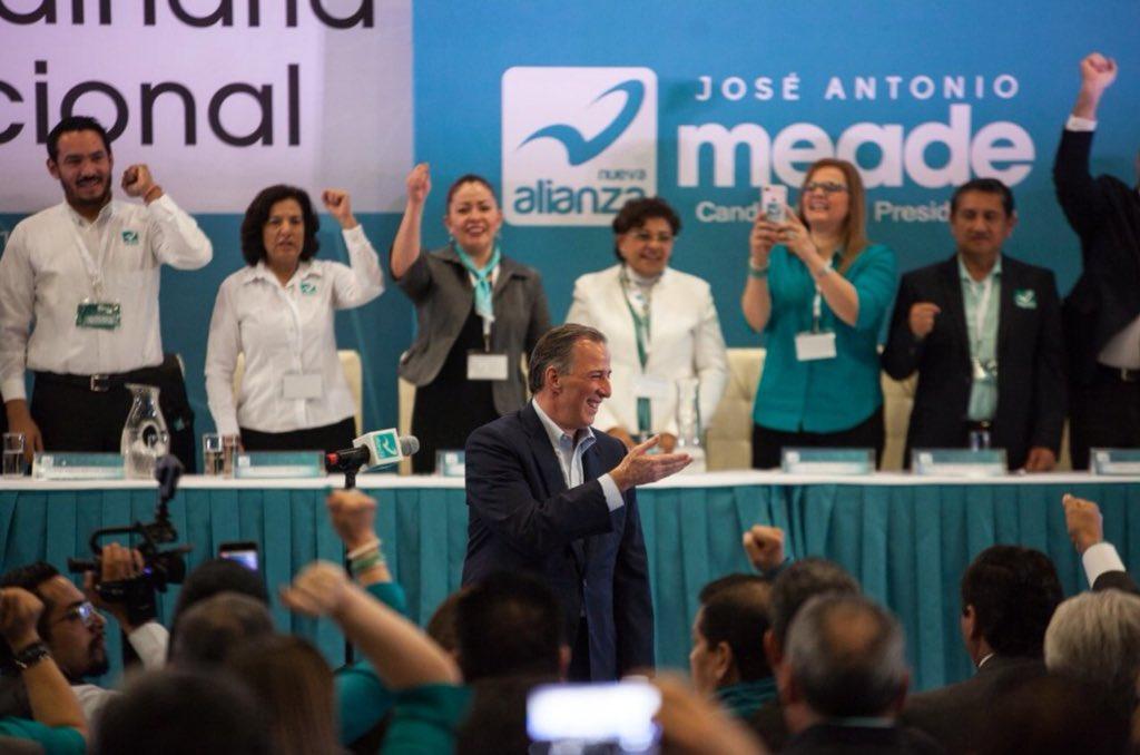 José Antonio Meade/ Fuente: Twitter