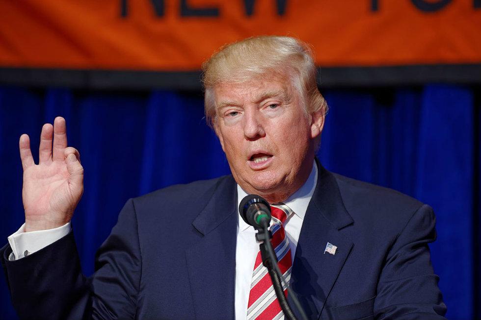 Donald Trump/Fuente:Wikipedia
