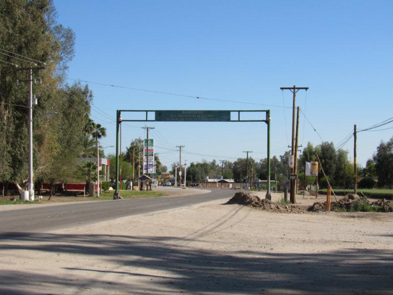Carretera Michoacán/Fuente: Wikimedia Commons