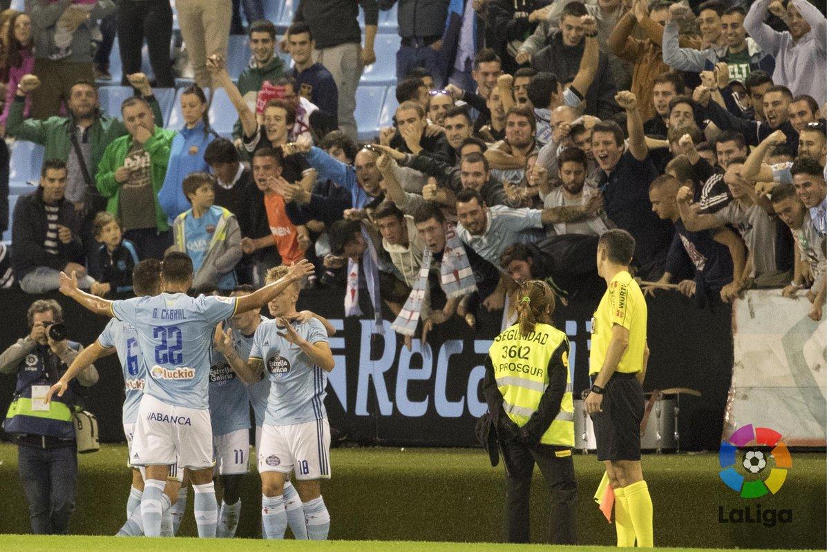 Foto: Celta Vigo / Twitter @RCCelta
