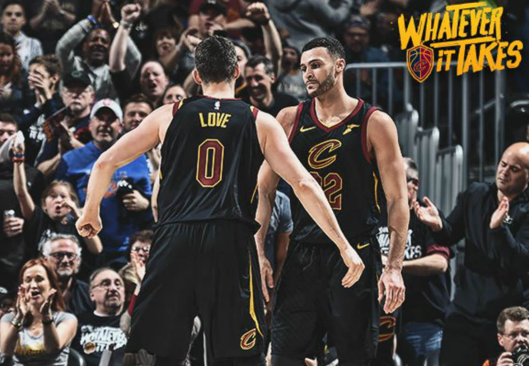 Foto: Cleveland, Cavaliers / Twitter @cavs