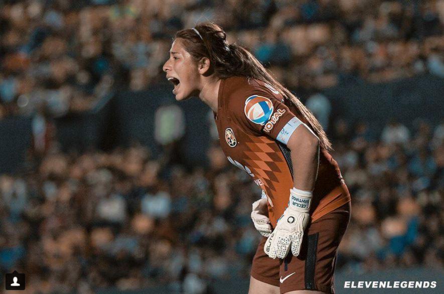 Únicamente el equipo femenil de Chivas cuenta con su propio patrocinador. Foto: Instagram Eleven Legends.