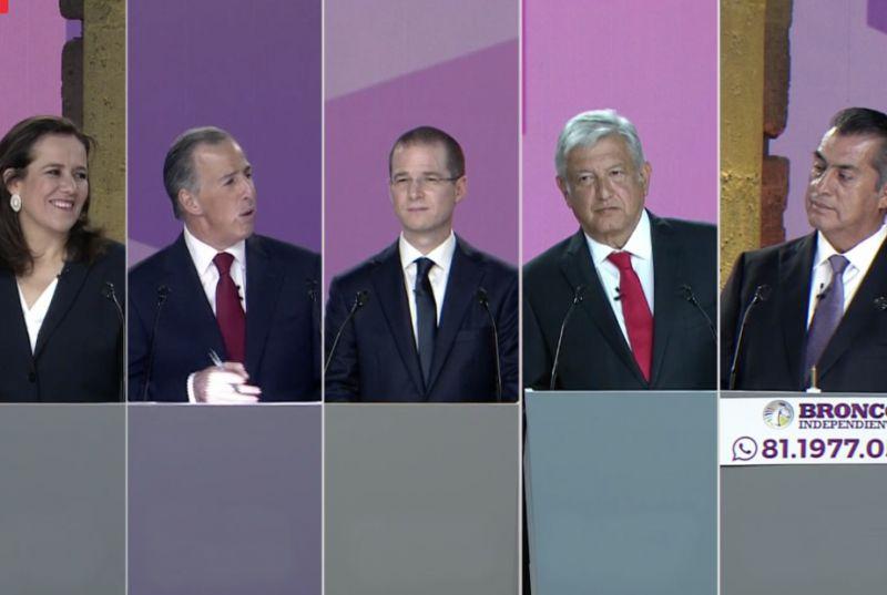 Los aspirantes evadieron poco a poco el responder la pregunta central sobre cómo resolver la impunidad dentro del caso Odebrecht en México.