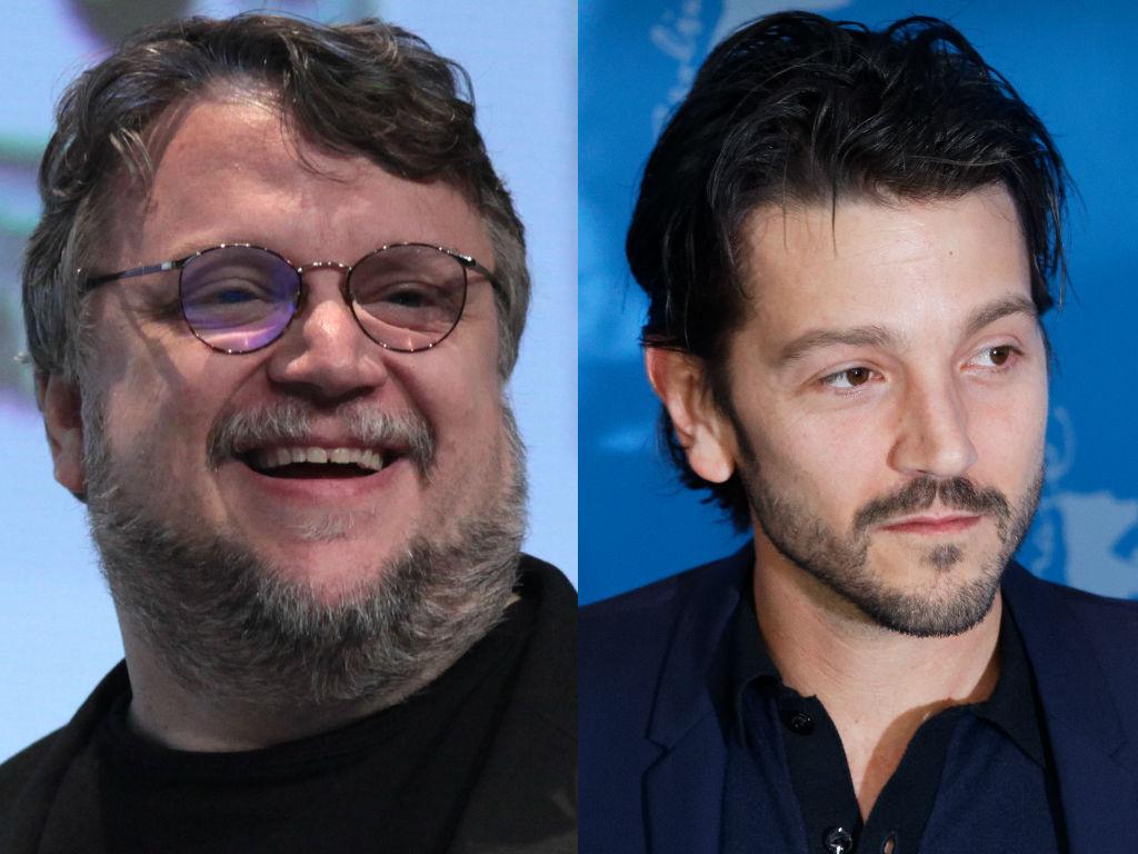 Foto: Guillermo del Toro - Wikimedia Commons / Diego Luna - Wikimedia Commons