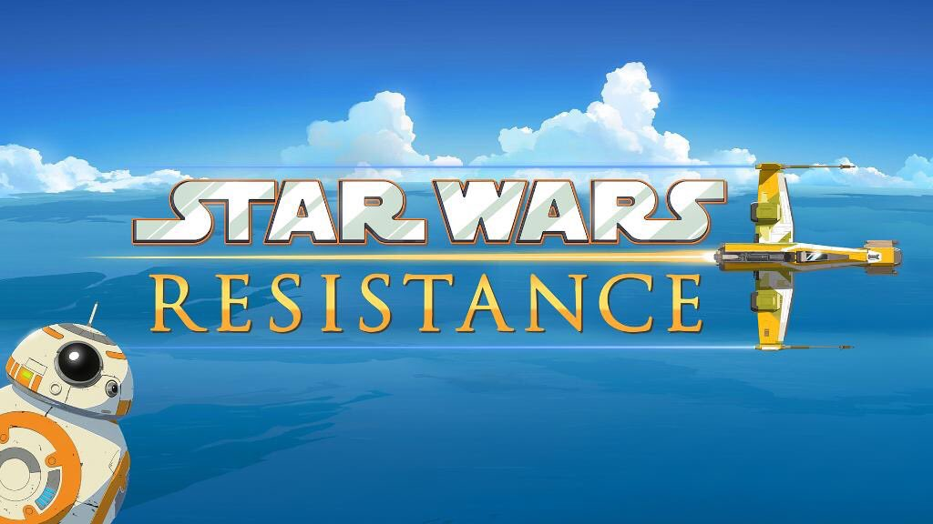 Foto: Star Wars Resistance / Twitter @StarWarsLATAM