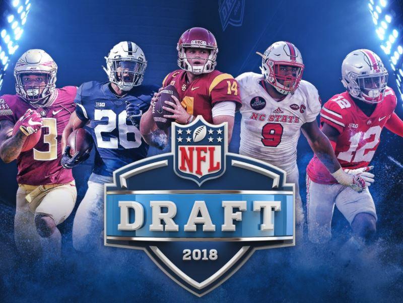 En el Draft de la NFL el dinero pasa a segundo término, pues los equipos eligen jugadores con base en su desempeño en el torneo anterior.