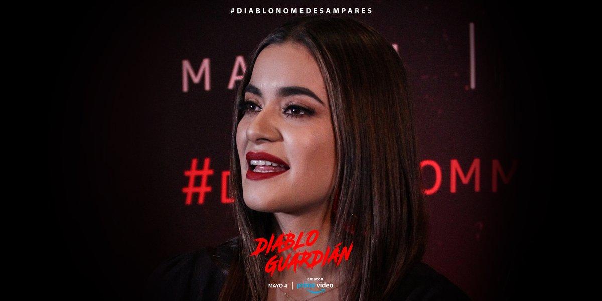 Paulina Gaitán interpretará a Violeta en la serie 'Diablo Guardián'