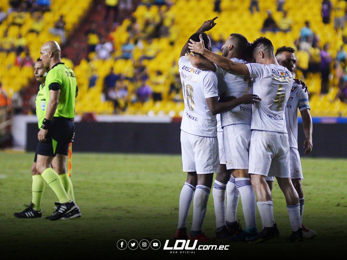 Guabirá vs LDU Quito