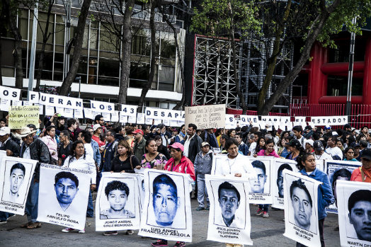 onu ayotzinapa