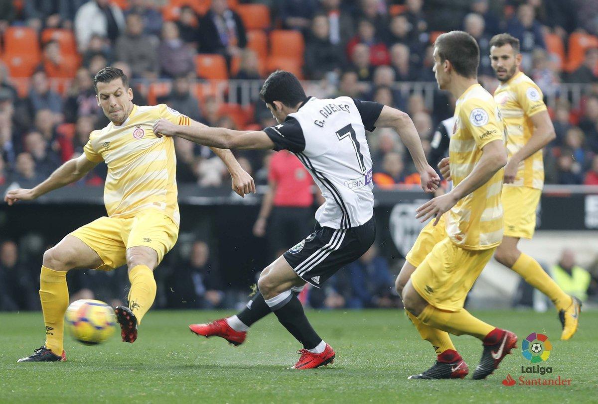 Girona vs Valencia